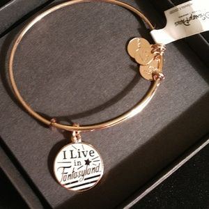 "ALEX AND ANI DISNEY ""WE LIVE IN FANTASYLAND!"" NEW!"